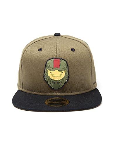 Halo Cap Snapback Green