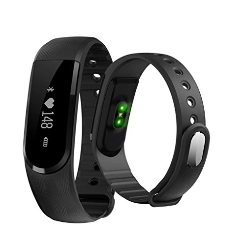 sampi Fitness Tracker OLED Screen Display Smart Wristband with Heart Rate Monitor, Sleep tracker, Pedometer, Calories & Distance Calculator , Anti Lost Funtion Controlled with Smart App compatible with Samsung Galaxy Core 2 Dual Sim by- sampi  available at amazon for Rs.1499