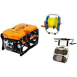 ROV de caméra 4K Drone sous-Marin ThorRobotics avec FPV Affichage HD Version sous-Marine du Monde Type4.Wire & FPV