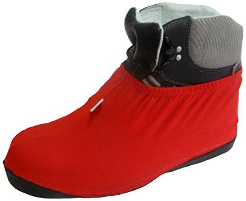 Preisvergleich Produktbild roomclean Überziehschuhe Größe 46-49, rot, L07.500.004