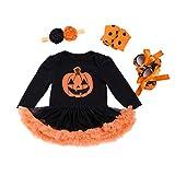 Sronjn mio primo Halloween costume della del partito del vestito 4PCS Tabella delle taglie  S Calzini 28-33cm | Busto 44cm | Lunghezza 36cm  M Calzini 28-33cm | Busto 46cm | Lunghezza 38cm  L Calzini 28-33cm | Busto 48cm | Lunghezza 40cm  XL ...