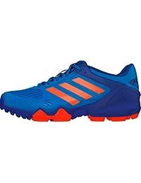 Adidas Adistar Chaussures de hockey sur glace 4m Bleu/blanc UK 3.5 APje2vmso