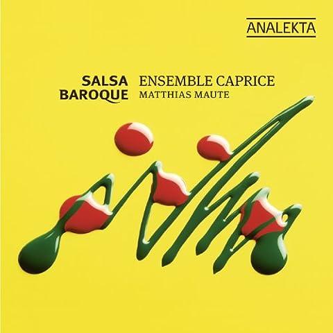 Domenico Zipoli - Salsa Baroque (Musique d'Amérique latine et d'Espagne