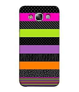 PrintVisa Designer Back Case Cover for Samsung Galaxy E5 (2015) :: Samsung Galaxy E5 Duos :: Samsung Galaxy E5 E500F E500H E500Hq E500M E500F/Ds E500H/Ds E500M/Ds (Jaipur Rajasthan Tribal Azitec Mobiles Indian Traditional Wooden)