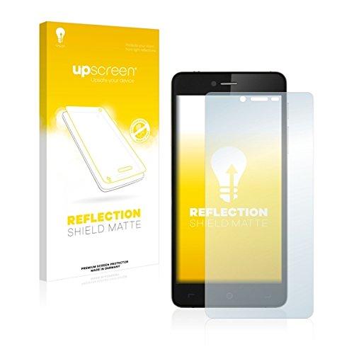 upscreen Reflection Shield Matte Bildschirmschutz Schutzfolie für Elephone S2 Plus (matt - entspiegelt, hoher Kratzschutz)