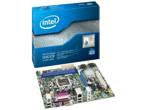 Motherboard Intel DH61CR.Lga 1155.2nd,3rd Generation Processor Support.(Brown Box) OEM.1 Year Warranty