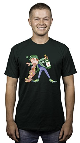 mens-lucky-puking-funny-st-patricks-day-leprechaun-t-shirt-green-xl