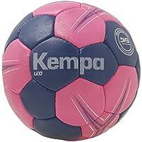 Kempa Leo Balón de Juego, Unisex, Morado (Eléctrico/Fucsia), 1