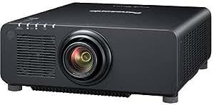 "Panasonic PT-RZ670 Projecteur de bureau 6500ANSI lumens DLP WUXGA (1920x1200) Noir vidéo-projecteur - Vidéo-projecteurs (6500 ANSI lumens, DLP, WUXGA (1920x1200), 10000:1, 16:10, 1270 - 15240 mm (50 - 600""))"