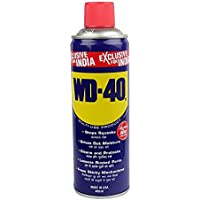 F A C's WD-40 Multi-Use Product-Fast Action Rust Release-Penetrant Spray -Tool Kit in a Can (325 Grams ea. x 2)