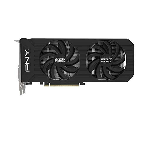 PNY gf107igtxcr8gepb NVIDIA GeForce Graphics Card GTX 1070 1683 MHz PCI Express Reviews
