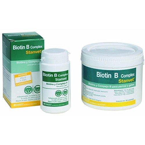 Stanvet 160222 Biotin B Complex - 100 Comprimidos