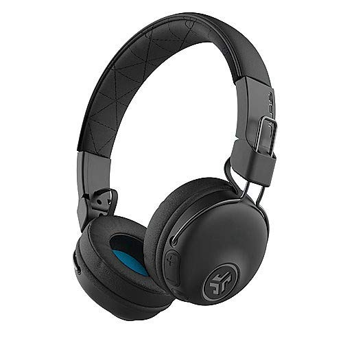 JLab Studio Wireless On-Ear-Bluetooth-headset black Best Price and Cheapest