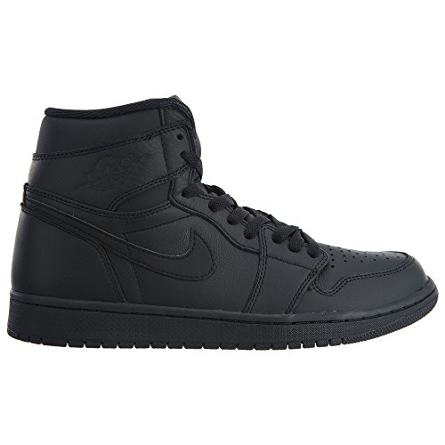 Black Retro Red OG Herren University Air High Schwarz Gymnastikschuhe 1 Nike Jordan wqzfnSH