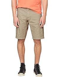 s.Oliver Mit Aufgesetzten Taschen, Shorts para Hombre