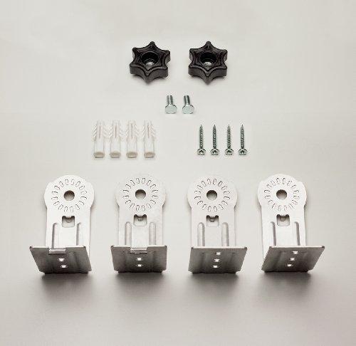 Infrarotstrahler Veito CH2500 TW weiß – 2500 Watt - 3