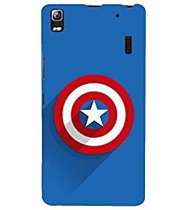 SASH DESIGNER BACK COVER FOR LENOVO A7000