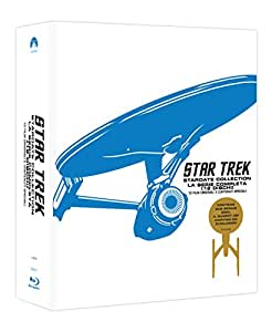 Star Trek 1-10 Collection (12 Blu-Ray)