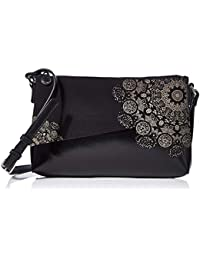 Desigual 2TONES DURBAN Bisacce/Tracolle femmes Nero Tracolle