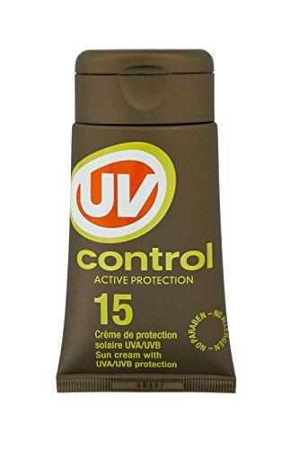 UV CONTROL Crème Solaire Visage SPF15 50 ml