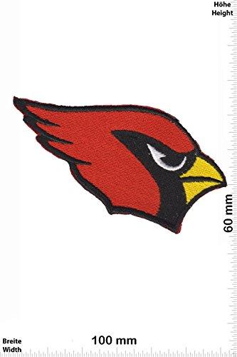 Patch - Arizona Cardinals - American-Football-Team - Sport USA - Sport USA - Arizona Cardinals - Aufnäher - zum aufbügeln - Iron On