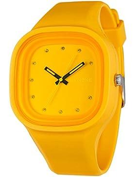 Children's watch wasserdicht leuchtend jelly quartz-A