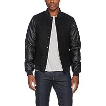 f36e1e813e3b Urban Classics Bekleidung Oldschool College Jacket