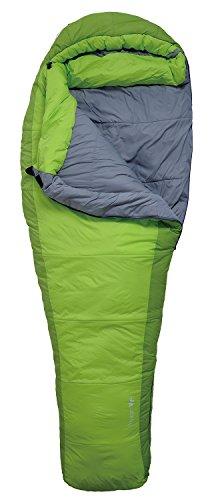 Sea to Summit Voyager Vy3 Sleeping Bag Regular lime Ausführung rechts 2016 Mumienschlafsack
