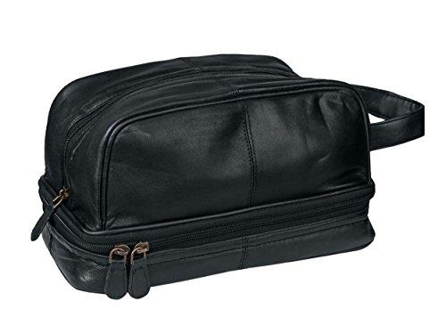 genuine-leather-dopp-kit-shaving-accessory-toiletry-travel-bag-for-men