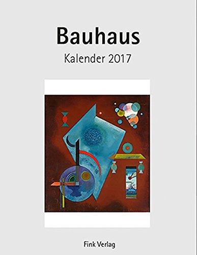 Bauhaus 2017: Kunst-Einsteckkalender