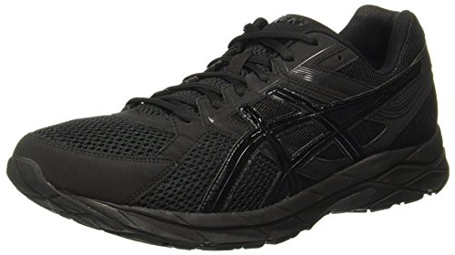 ASICS Unisex Triple/Black/Onyx Sports Shoes - 7 UK/India (41.5 EU)(8 US)(T5F4Q.9090)