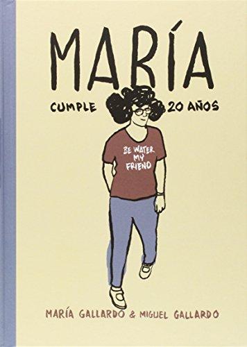María Cumple 20 Años (Sillón Orejero) por Miguel Gallardo