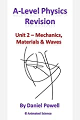 AS Physics Mechanics Materials and Waves (Animated Science Physics Revision) Kindle Edition
