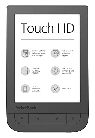 PocketBook PB631-E-WW eBook-Reader Tablet-PC 8GB schwarz