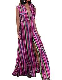 e914e900b6 Amazon.es  Camisero - Vestidos   Mujer  Ropa