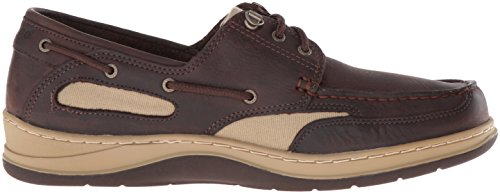 Sebago Clovehitch II, Chaussures bateau homme Marron