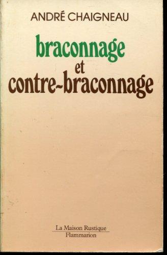 Braconnage et contre braconnage