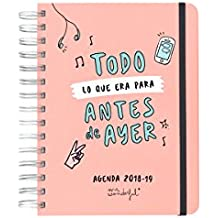 Amazon.es: agenda 2018 2019 mr wonderful