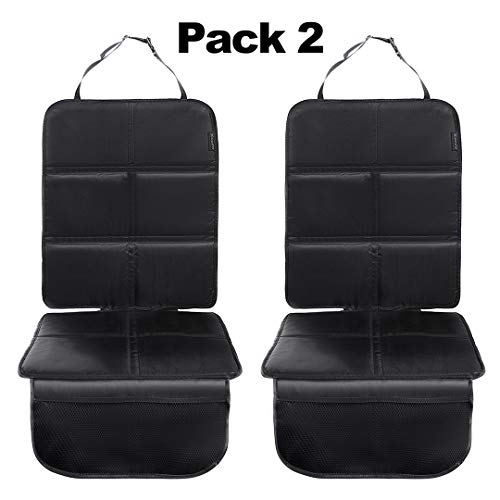 8safe Protector Universal Asiento Coche PACK x 2 |