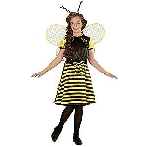 WIDMAN Bee - Disfraz Infantil - Pequeño - Edad 5-7 - 128cm