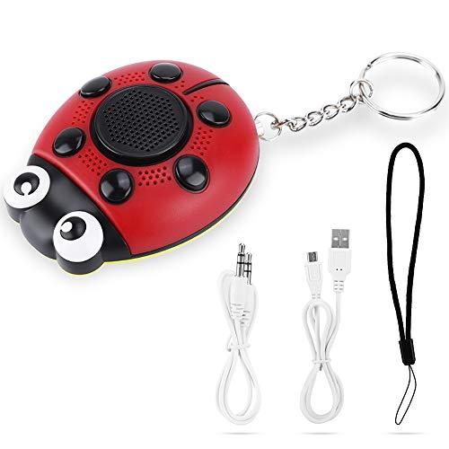 Persönlicher Alarm-Angriffs-Alarm, Alarm Keychain Selbstverteidigungs-PAS-Notfall mit...