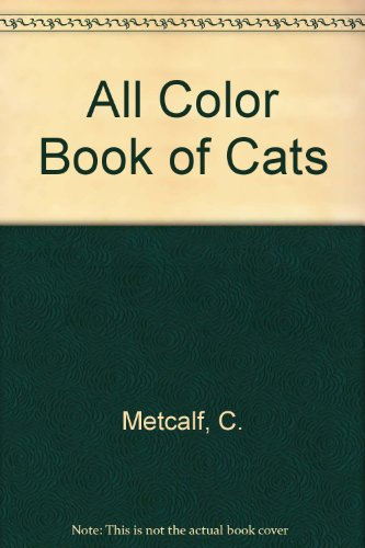 All Color Book of Cats