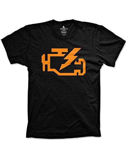 check-engine-light-camisas-camisa-funny-automotive-mecanico-con-texto-en-coche-para