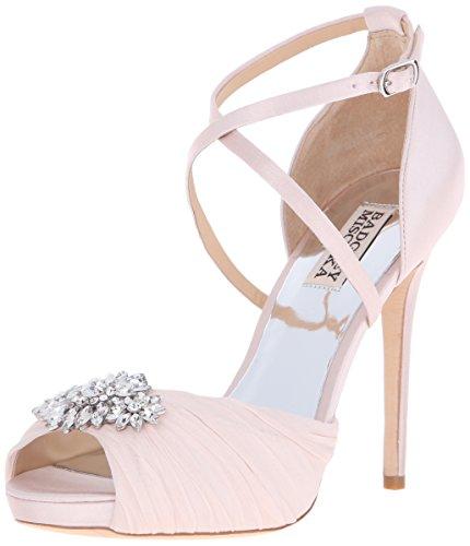 Badgley Mischka Cacique Textile Sandale Lt Pink
