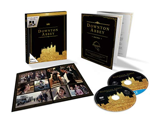 Downton Abbey - Der Film (Limited Special Edition mit Blu-ray und DVD)
