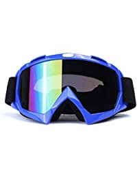 Beydodo Gafas de Esqui y Motocross Gafas Moto Hombre Gafas de Protección Antivaho Gafas Protectoras