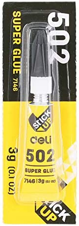 Deli E7146 Super Glue - 3 gm