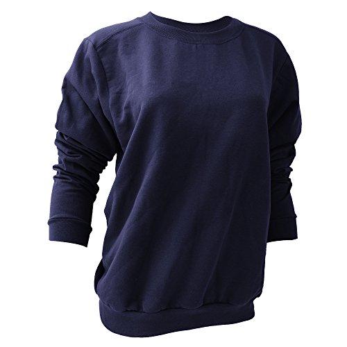 Anvil - Sweatshirt - Femme Noir