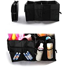 Portable Foldable Large Capacity Multi-use Car Auto Trunk Boot Storage Organizer Box Bag