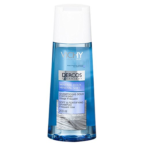 Dercos Shampoo minerale di Vichy, Shampoo Unisex - Flacone 200 ml